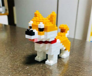プチブロックの組み立て方のコツ! ダイソー 百均 LEGOより難しい!
