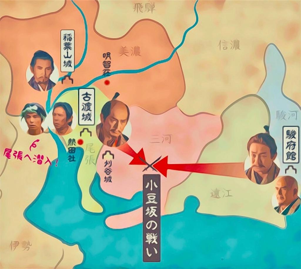 麒麟がくる 小豆坂の戦い